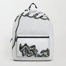 Freesias Backpack