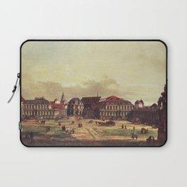 Bernardo Bellotto - The Zwinger in Dresden Laptop Sleeve