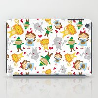 dorothy iPad Cases featuring Dorothy & Friends by Pig & Pumpkin