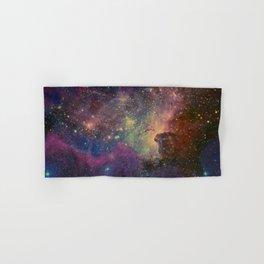 univers abstrait Hand & Bath Towel