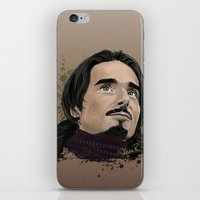 kevin russ iPhone & iPod Skins featuring Kevin -BSB by Tish