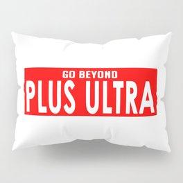 Plus Ultra Banner Pillow Sham