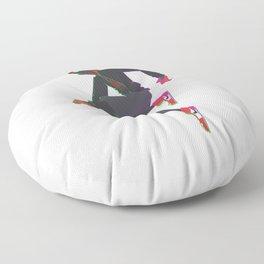 Miles Morales III Floor Pillow