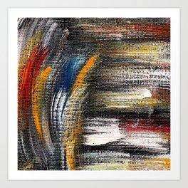 cosmic costellation 3 Art Print