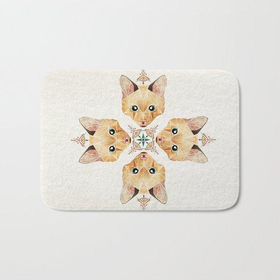kitten Bath Mat