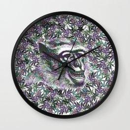 Maria Juana Estevez Wall Clock