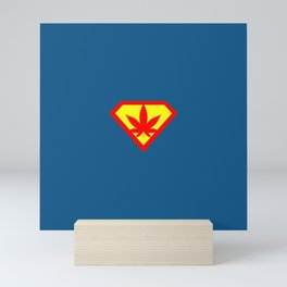 Super Dealer Mini Art Print