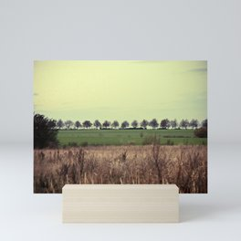Offenes Land Mini Art Print