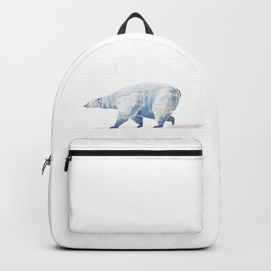 Polar bear Backpack