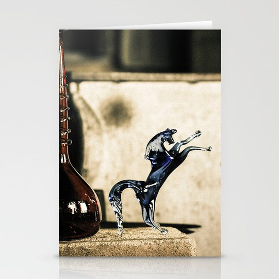 Horse of Glass, Italy Stationery Cards