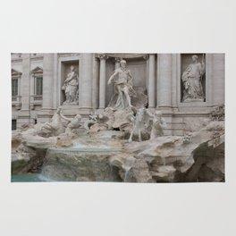 Trevi Fountain Rug