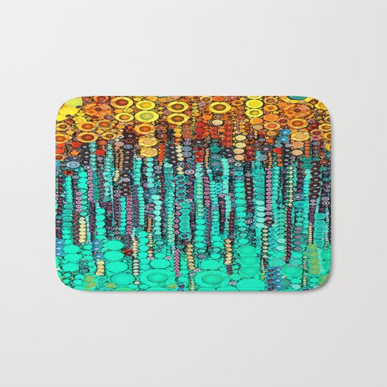 :: Party On and On :: Bath Mat