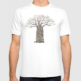 Zebra Tree T-shirt