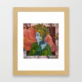 """""""Agiotage"""" Framed Art Print"""