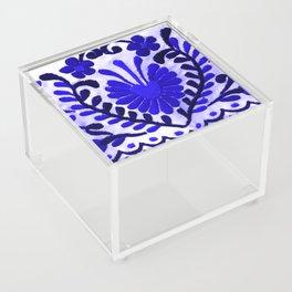 Strange Love Blue Acrylic Box