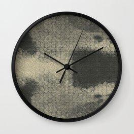 Just a lil husky. Wall Clock
