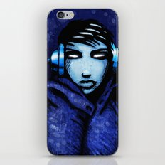 CyberGirl iPhone & iPod Skin