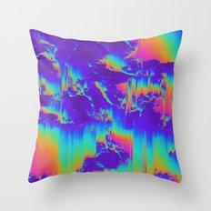 VOID 21 Throw Pillow