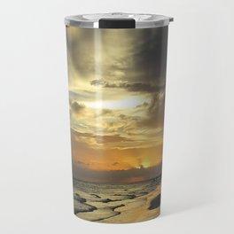 Sanibel Sunset Travel Mug