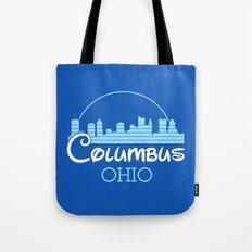 Columbus, Ohio Tote Bag