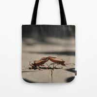 wrestling Tote Bags featuring wrestling by Grigoriy Pil