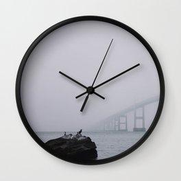 Claiborne Pell Wall Clock