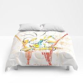Woodstock AirGuitar Comforters