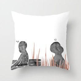 Todays Throw Pillow