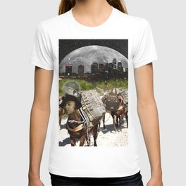 Black Women Are The Mules Of The Earth - Zora Neale Hurston T-shirt