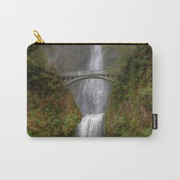 Multnomah Falls in Autumn Carry-All Pouch