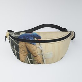 Hello Up There Fanny Pack