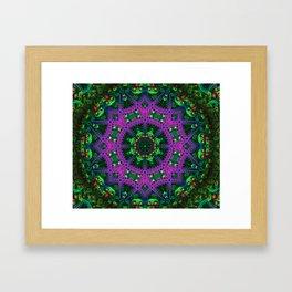 Grpurcastle Framed Art Print