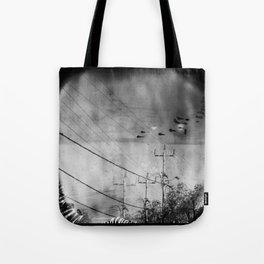 Repetition Compulsion Tote Bag