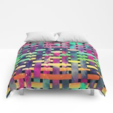 Party camouflage Comforters