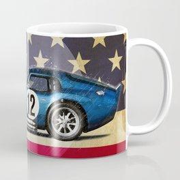 Daytona Racetrack Vintage Coffee Mug