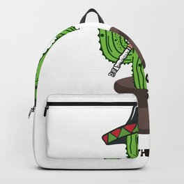 Dope Cactus Backpack