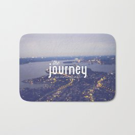 The Journey Bath Mat