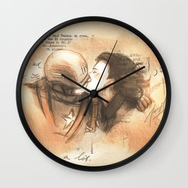 Carter and Rogers Wall Clock