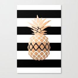 Pineapple Vibes Canvas Print
