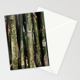 Bamboos in Maringá Stationery Cards