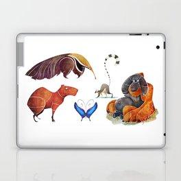 Rainforest animals Laptop & iPad Skin