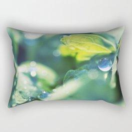 DewDrops Rectangular Pillow