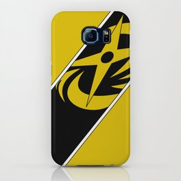 Ninninger Yellow iPhone Case