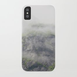 Glacier Bay Alaska iPhone Case