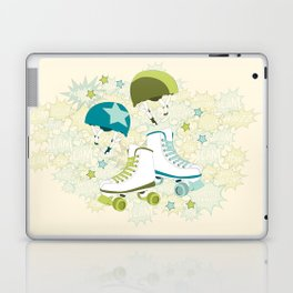 Roller Derby Rumble Laptop & iPad Skin