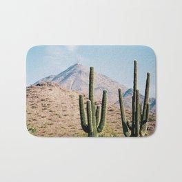 Cactus III / Scottsdale, Arizona Bath Mat
