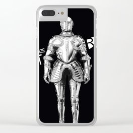 Weaponize Art Clear iPhone Case