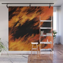 Infernal Agni #fire #burn Wall Mural