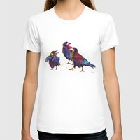 takmaj T-shirts featuring Ugly birds by takmaj