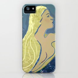 Mermaid / Venus iPhone Case